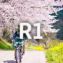 千曲川周遊 菜の花公園ルート 信越自然郷サイクリングサイト