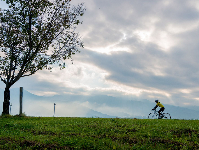 Shin'etsu-Shizenkyo Cycling