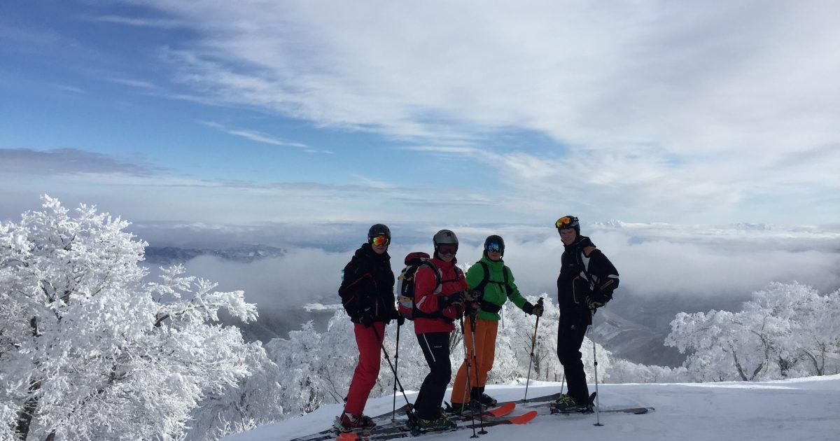 Private ski guide with Local moutain/ski guide