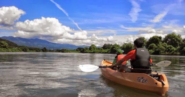 Chikuma River – Shin'etsu-Shizenkyo Activity Center