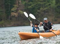 Chikuma River Canoe half-day Tour