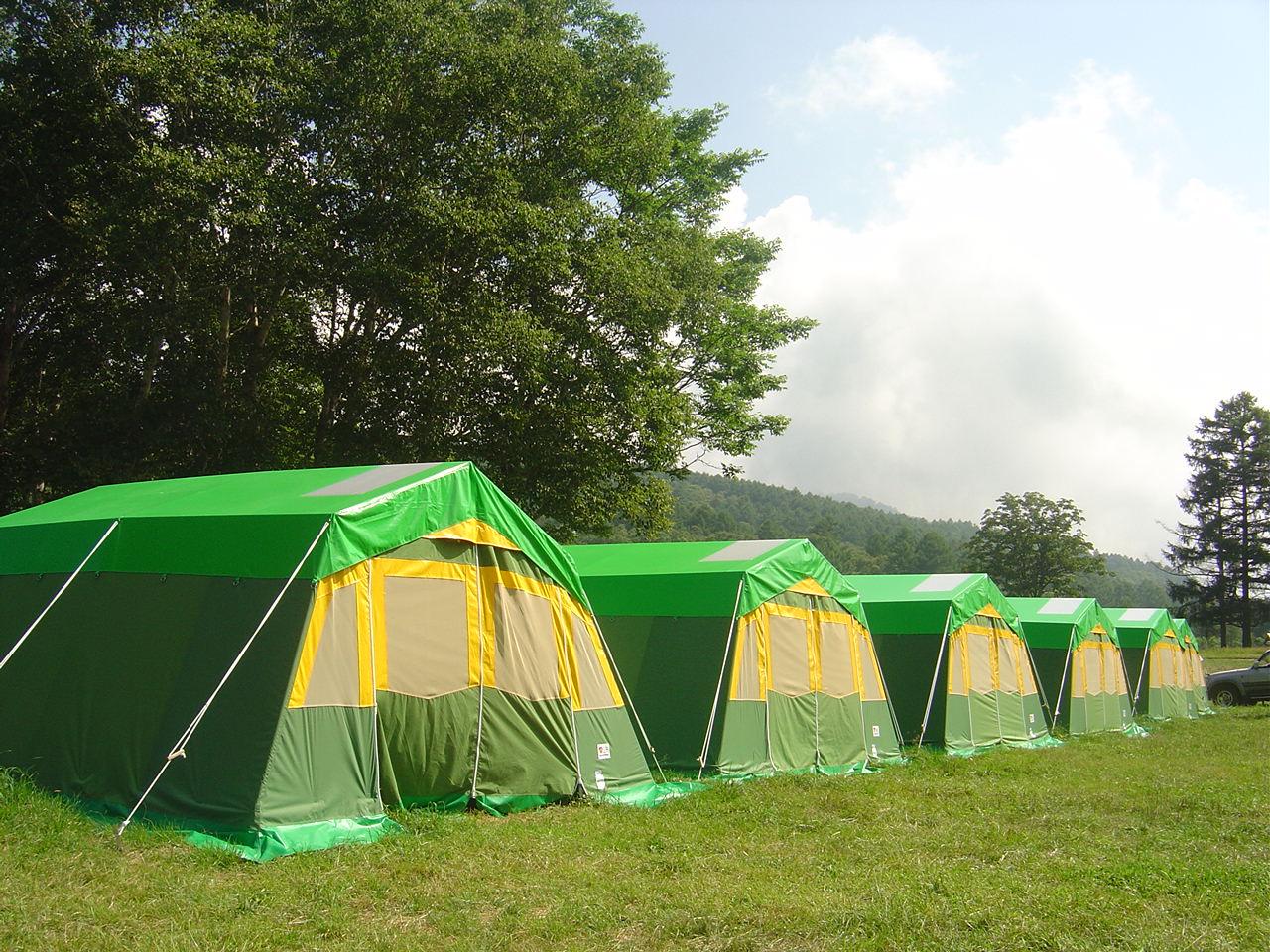 カヤの平キャンプ3