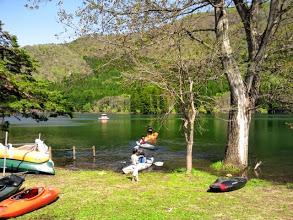 北竜湖風景